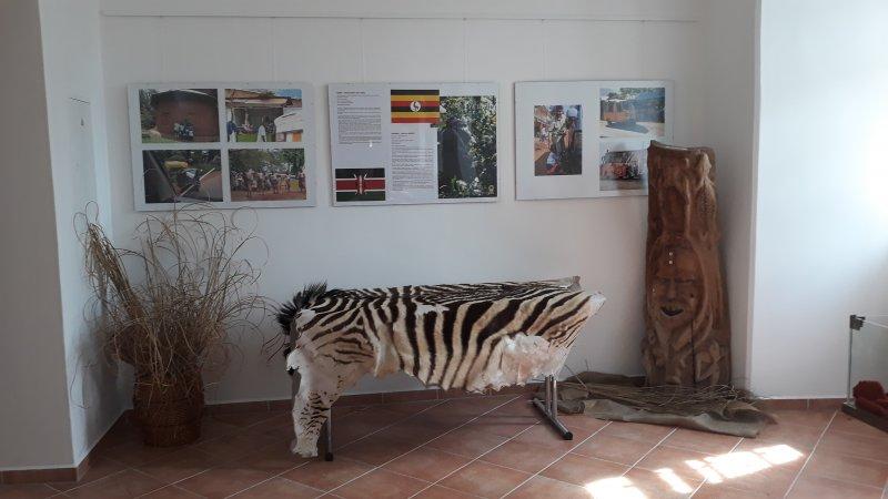 Putovní výstava Afrika-země protikladů