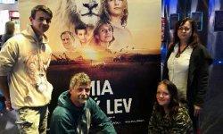 """Ilustrační fotografie k článku Film """"Mia a bílý lev"""""""