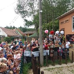 11. narozeniny hrocha Bubórka