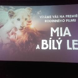 """Film """"Mia a bílý lev"""""""
